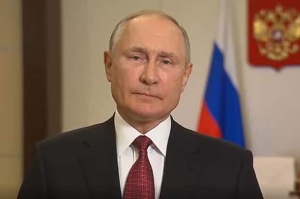 Путин в преддверии выборов призвал россиян проголосовать любым удобным способом