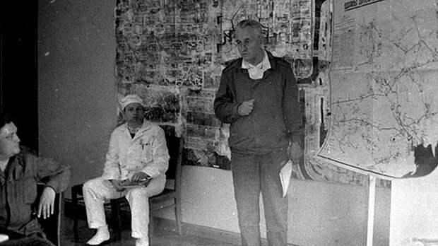 Битва с радиацией: как инженер Олег Кулабухов спас тысячи ликвидаторов Чернобыльской аварии.
