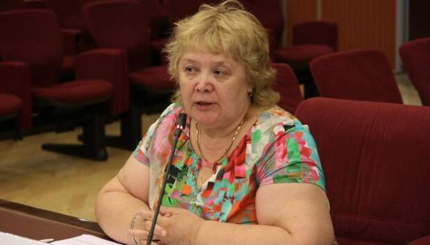 Наталья Земскова покинула пост заместителя председателя Мособлизбиркома