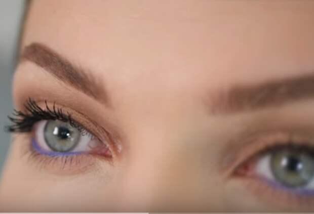 Секреты красоты. Макияж глаз для начинающих