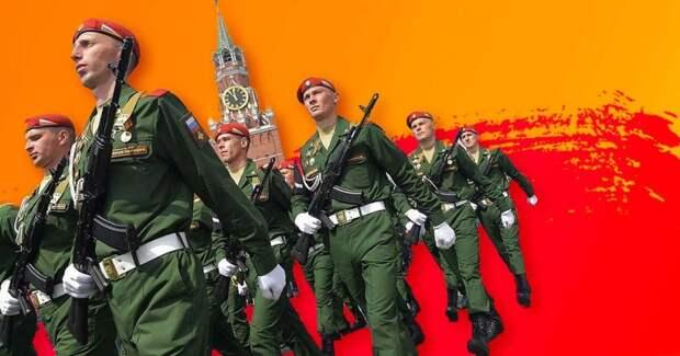 ⚡ Парад в честь 9 мая перенесли из-за коронавируса