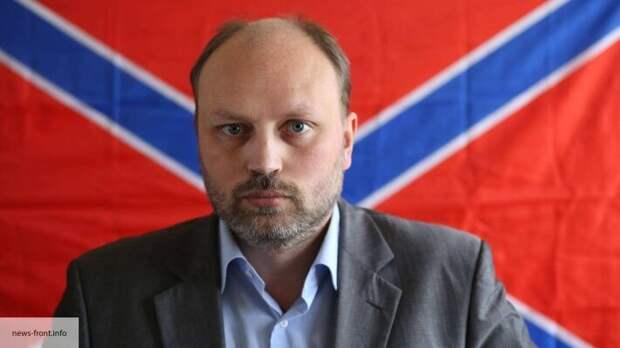 Рогов заявил, что после победы Байдена, Украину возглавит Порошенко - мира не будет