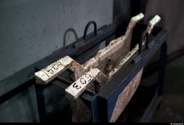 Производство драгоценных металлов, пожалуй, одно из самых охраняемых и закрытых предприятий Казахстана. Оно и понятно...