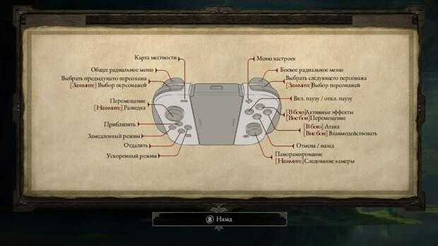 Pillars of Eternity на Nintendo Switch