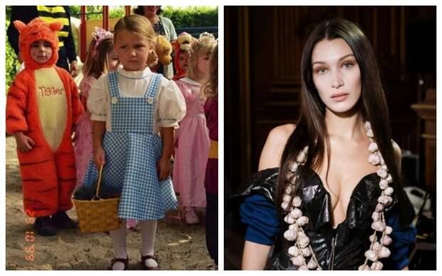 Золотая пора: как выглядели самые известные красавицы мира в детстве