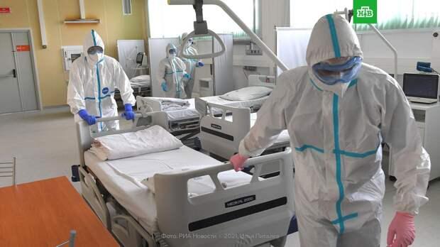 В России — более 8,2 тыс. новых случаев COVID-19