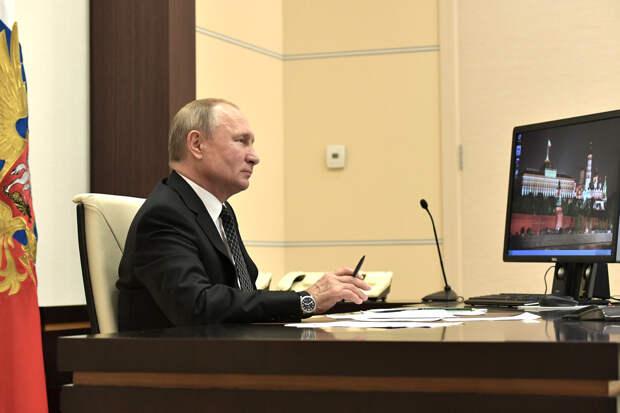 Названа возможная должность Путина в 2024 году