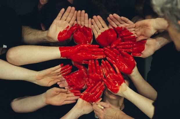 Любовь к людям