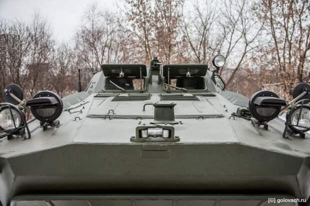 Обзора практически нет. Только вперёд! авто, автомобили, брдм, брдм-1, бронеавтомобиль, броневик, военная техника, тест-драйв