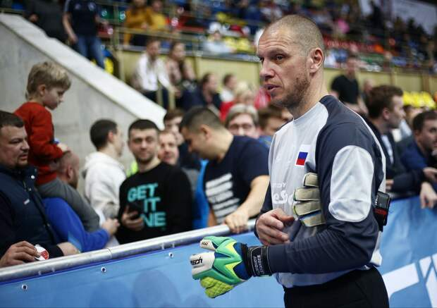 Филимонов прокомментировал легенду отом, что «Факел» купил его забутылку водки