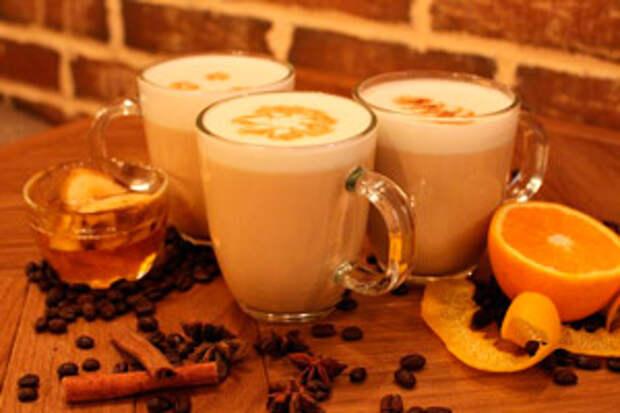 рецепт медового раф-кофе