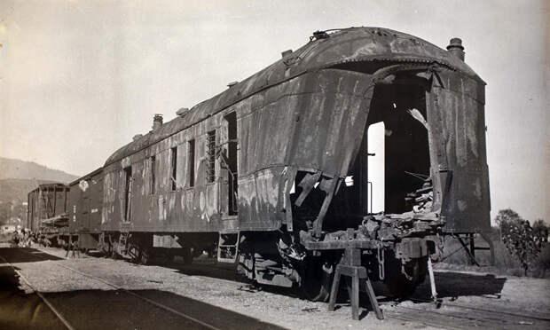 5 самых лихих ограблений поездов в истории