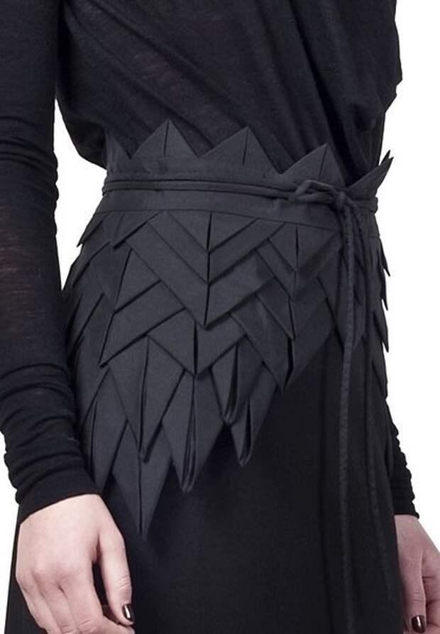 Оригами баска