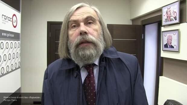 Погребинский: президентство Зеленского становится опасным для Украины