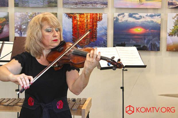 Альбина Булавченко – преподаватель детской музыкальной школы №1