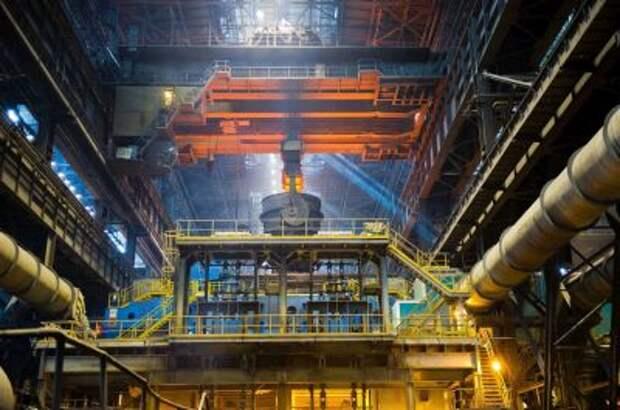 Квартальная отчетность НЛМК подняла акции металлургов