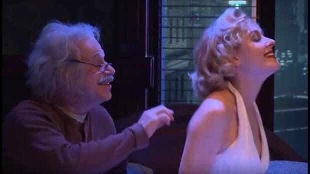 Владимир Машков поставил спектакль с Ольгой Красько в образе Мэрилин Монро