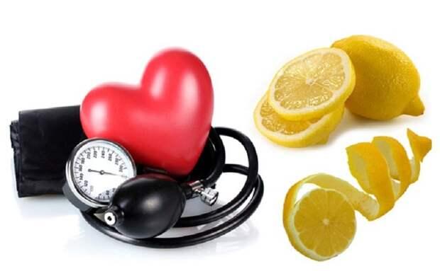 Лимон для гипертоника: как цитрусовые помогают снизить давление