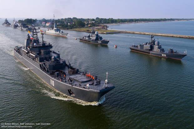 Провокации у «Северного потока-2» остановит ВМФ России