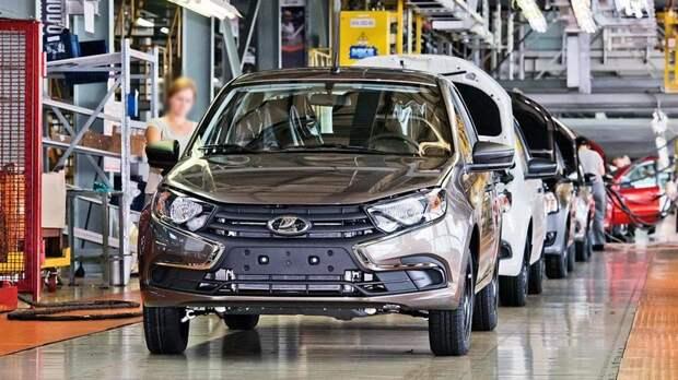 «АвтоВАЗ» намерен вывести бренд Lada в более высокий ценовой сегмент