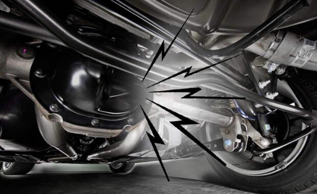 Дифференциал распределяет мощность на задние колеса. | Фото: autoguide.com.
