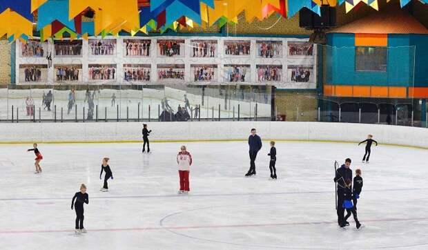 """Ледовый дворец """"Хрустальный"""" отремонтируют в Конькове"""