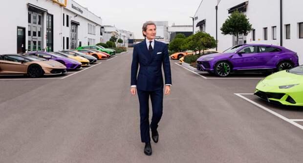 Стали известны планы Lamborghini на ближайшее будущее