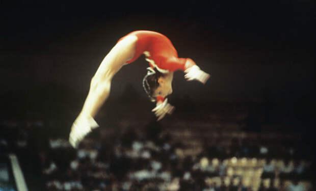 История элемента в гимнастике, который сейчас запрещен
