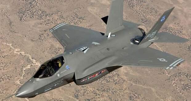 F-35 заржавел: Пентагон уступает в «гонке вооружений»