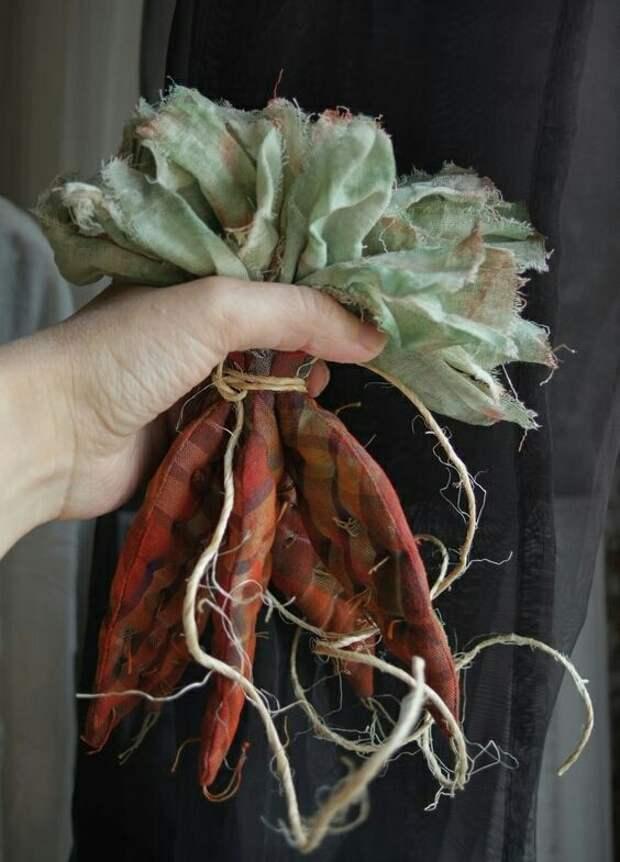 Ботанический печворк  (подборка)