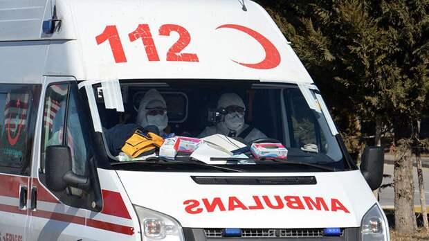 В Турции новая волна пандемии