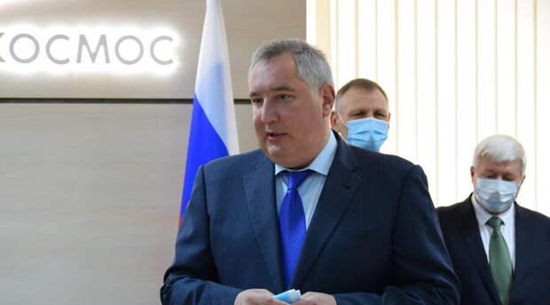 Дмитрий Рогозин объяснил намерение России самой строить новую орбитальную станцию