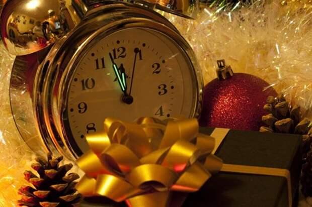 Успех на весь год зависит от 12 дней после Нового Года
