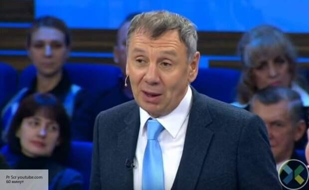 Марков: Донбассу противостоят настоящие террористы