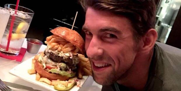 Секретные диеты известных спортсменов
