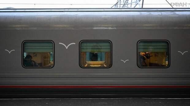 РЖД приостанавливают курсирование части поездов по России