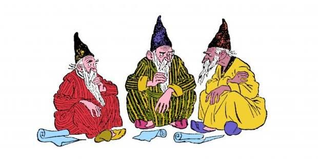 Советские головоломки: околпаченные мудрецы