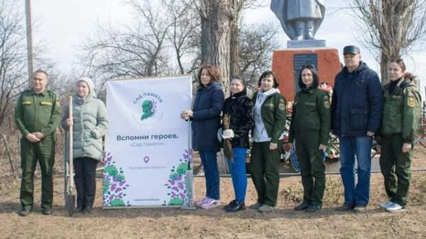 Более 316тыс деревьев высадят вРостовской области