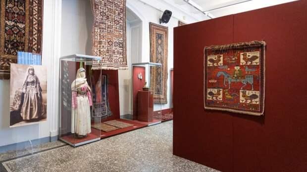Музей в в Петербурге приглашает в «Путешествие на Восток»