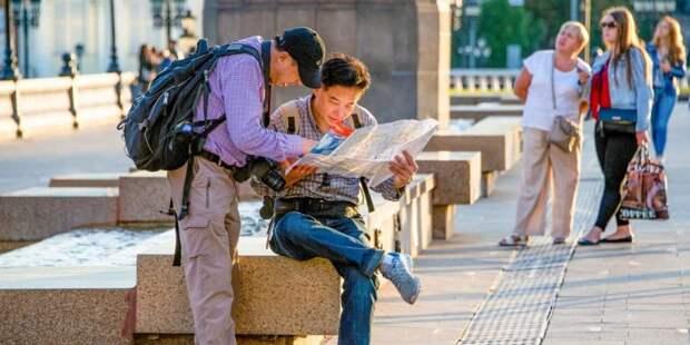 Сергунина: Москва развивает Russpass, основываясь на запросах туристов и цифровых трендах Фото: Ю. Иванко mos.ru