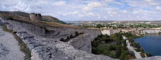 Решение о пробуривании тоннеля в скалах Инкермана пересмотрят