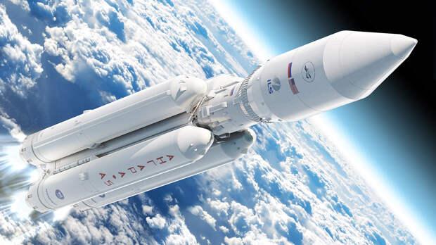 """Ракета-носитель """"Ангара-А5"""" превзошла требования Минобороны по точности и грузоподъемности"""