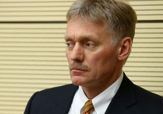 Дмитрий Песков. Фото из открытых источников.