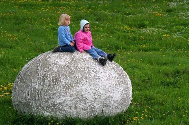 Живые камни - трованты природа, сверхестественное, необъяснимое, камни