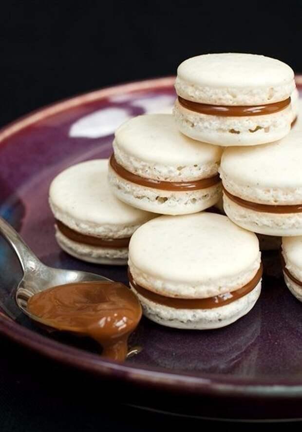 Macarons: 4 лучших рецепта