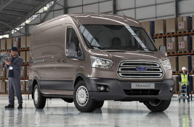 Ford обнаружил в Транзитах небезопасные ремни – объявлен отзыв