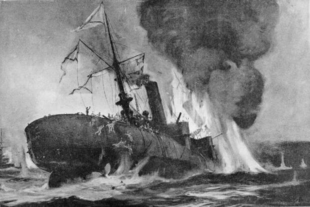 Гибель «Петропавловска»: роковая потеря русско-японской войны