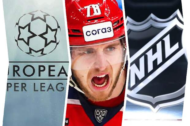 Суперлига приостановлена после бегства англичан, ЦСКА победил «Авангард», НХЛ отпустила игроков на ЧМ