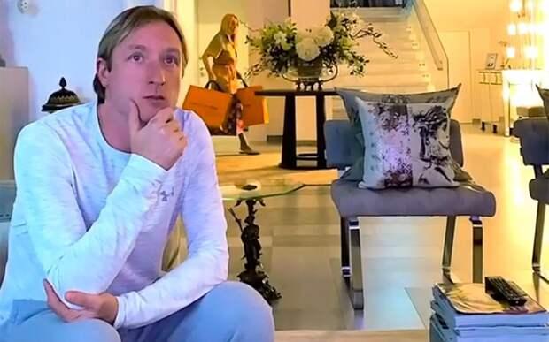 Плющенко и Рудковская сняли видео об обмане мужа женой: «Когда пришел домой на час раньше»