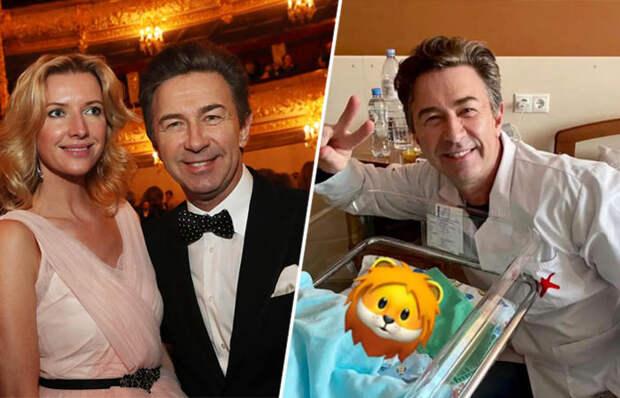 Как Валерий Сюткин нашёл свой идеал и стал счастливым отцом в 62 года